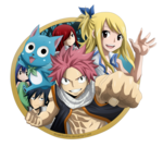 Fairy Tail PNG Clipart icon png