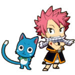 Fairy Tail PNG Transparent Picture icon png