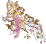 Fairy Transparent PNG icon png