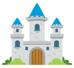 Fairytale Castle PNG Picture icon png