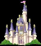Fairytale Castle Transparent Background icon png