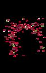 Falling Rose Petals PNG Pic PNG, SVG Clip art for Web - Download Clip Art, PNG Icon Arts
