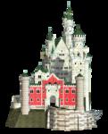 Fantasy Castle PNG Transparent Image icon png