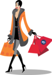 Fashion Girl PNG Pic icon png