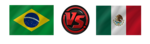 FIFA World Cup 2018 Brazil VS Mexico PNG File icon png