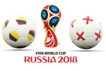 FIFA World Cup 2018 Colombia VS England PNG Photos icon png