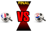FIFA World Cup 2018 Final Match France VS Croatia PNG Image icon png