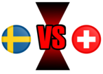 FIFA World Cup 2018 Sweden VS Switzerland PNG File icon png