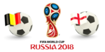 FIFA World Cup 2018 Third Place Play-Off Belgium VS England PNG Photos icon png