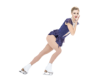 Figure Skating PNG HD icon png