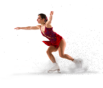 Figure Skating PNG Pic icon png