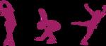 Figure Skating PNG Transparent Image icon png