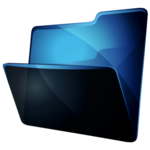 Folders Transparent PNG icon png