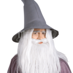 Gandalf Hat Transparent Background icon png