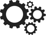 Gears PNG Transparent icon png