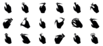 Gesture PNG Photos icon png