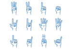 Gesture PNG Picture icon png