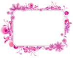 Girly Border PNG Photos icon png