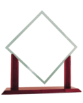 Glass Award Transparent Background icon png