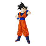 Goku PNG File icon png