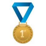 Gold Medal PNG Clipart icon png