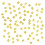 Gold Star Sticker PNG Photos icon png