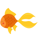 Goldfish Transparent Images PNG icon png