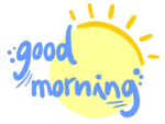 Good Morning PNG Image icon png
