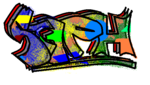 Graffiti Transparent Background icon png
