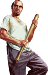 Grand Theft Auto V Transparent Background icon png