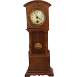 Grandfather Clock PNG Transparent Image icon png