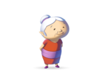 Grandmother Transparent PNG icon png