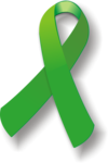 Green Ribbon PNG Clipart icon png