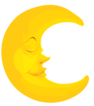 Half Moon PNG Clipart icon png