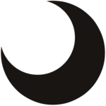 Half Moon PNG Transparent icon png