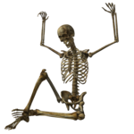 Halloween Skeleton PNG Pic icon png