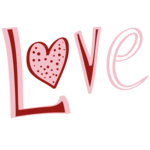 Heart Love Background PNG icon png