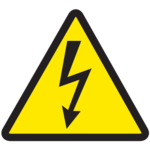High Voltage Sign PNG Background Image icon png