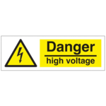 High Voltage Sign PNG File icon png