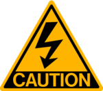 High Voltage Sign PNG Transparent Image icon png