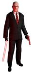 Hitman Transparent Background icon png