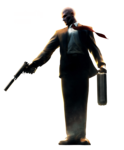 Hitman Transparent PNG icon png