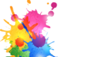 Holi Color Background PNG File icon png