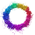 Holi Color Powder PNG Clipart icon png