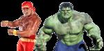 Hulk Hogan Transparent PNG icon png