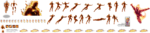 Human Torch PNG Transparent icon png