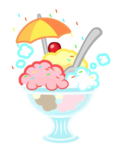 Ice Cream Sundae PNG Transparent Image icon png