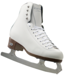 Ice Skating Shoes Transparent PNG icon png
