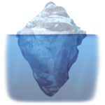 Iceberg PNG Image icon png