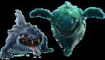 Ichthyosaur PNG Transparent Image icon png